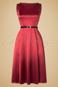Lady V Ruby Red Swing Dress 102 20 19389 20161021 0005W