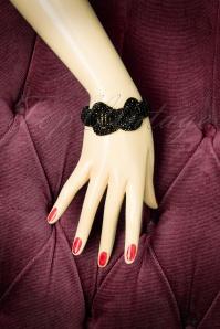 Glamfemme Black Diamant Bracelet 310 10 20335 10242016 015W