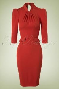 Miss Candyfloss Brick Pencil Dress 100 20 19338 20161025 0005W