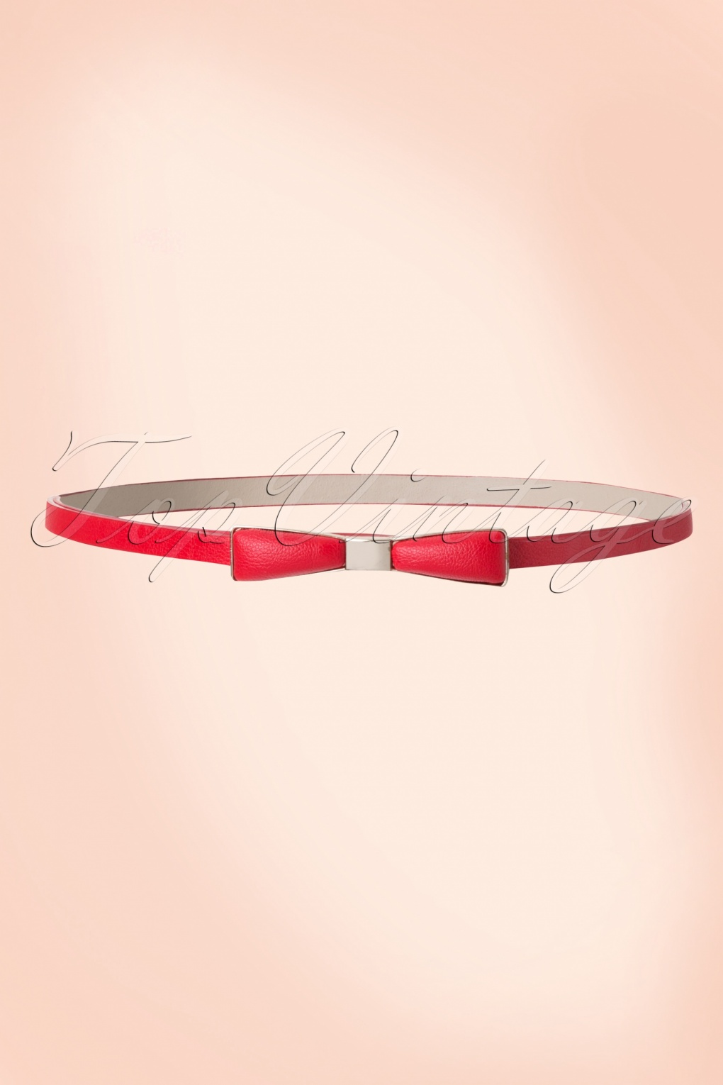 Vintage Wide Belts, Cinch Belts 60s Bow Belt in Gold and Red £13.77 AT vintagedancer.com