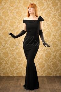Vintage Chic Black Maxi Off Shoulder Dress 108 20 19653 20160927 0015ModelfotoW