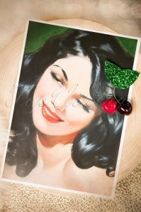 Lady Lucks Boutique Cherry Hairclip 208 20 20241 10252016 011W