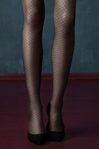 Fiorella Charleston Black Golden Line Catalana Tights 171 10 20395d