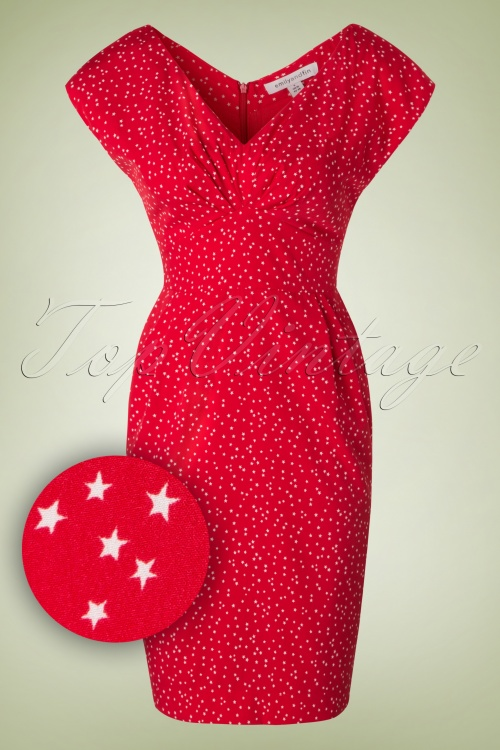 Emily and Fin Juliet Red Star Dress 100 27 18315 20161102 0004W1