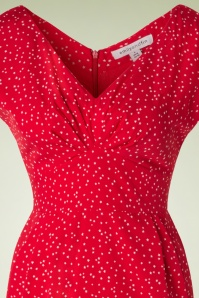 Emily and Fin Juliet Red Star Dress 100 27 18315 20161102 0004V