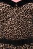 Collectif Clothing Monica Velvet Leopard Jumpsuit 18884 20160601 0005