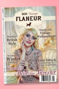 Der Vintage Flaneur Ausgabe 19, 2016
