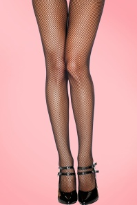 Backseam fishnet Tights 171 10 20416b