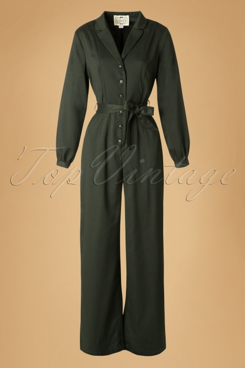 Collectif Clothing Jacqueline Jumpsuit  18896 20160601 0010W