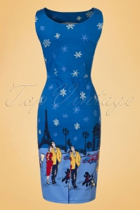 Dancing Days by Banned Romance Winter in Paris Dress 100 39 19788 20161110 0011W