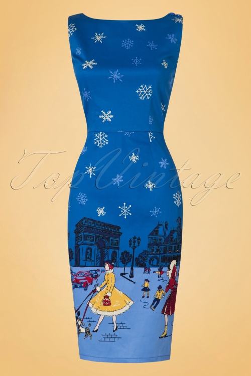 Dancing Days by Banned Romance Winter in Paris Dress 100 39 19788 20161110 0004W